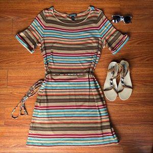 Ralph Laurence Sz 1X cotton Summer dress